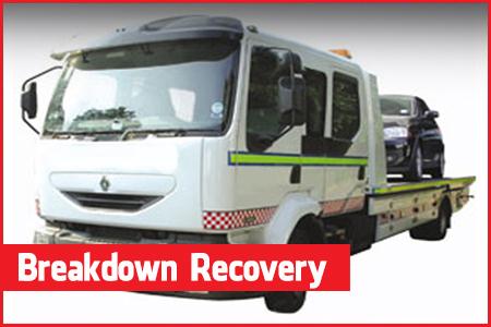 Breakdown Recovery Service Bradford