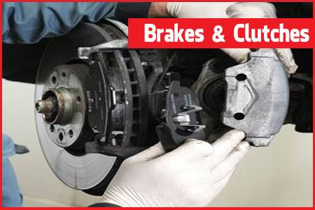 Brakes and Clutches