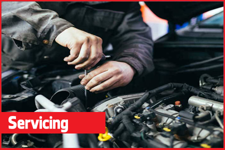 Car Servicing Bradford